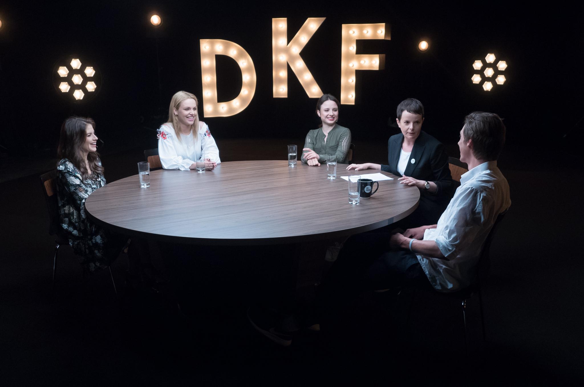 """""""DKF"""" program telewizyjny Karoliny Korwin-Piotrowskiej"""